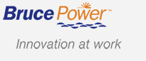 Bruce Power footer logo